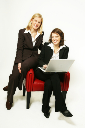 women business professionals