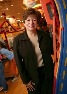 Maxine Clark: How Personal Satisfaction and Passion Leads to Success (Build-a-Bear Workshop)