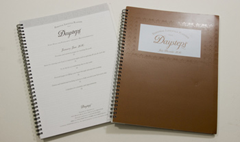 Daysteps, the personal lifestyle planner