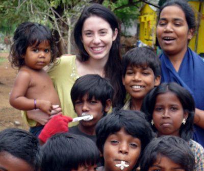 Rebecca Kousky: Empowering Women Around the World