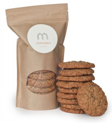 Milkmakers Bag and Cookies