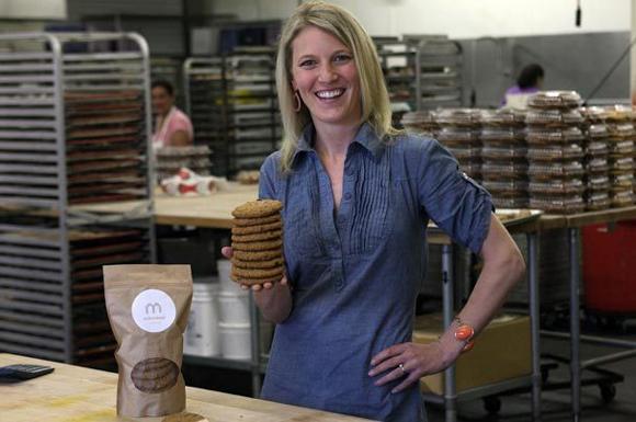 Emily Kane, Milkmakers.com