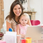 Work from Home Moms: How to Get Started Working from Home