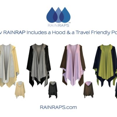 RainRap: Starting a Fashionable Rain Gear Clothing Line