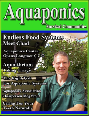 Aquaponics Survival Communities
