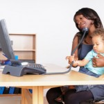 Why More Moms are Working from Home