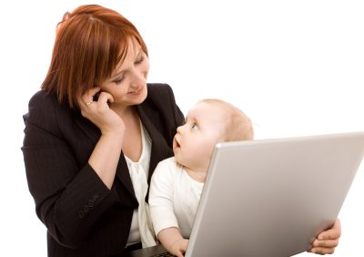 Best Home Business Ideas for a Stay-At-Home Mom with a Baby