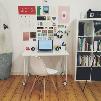 Designing the Home Office of Your Dreams