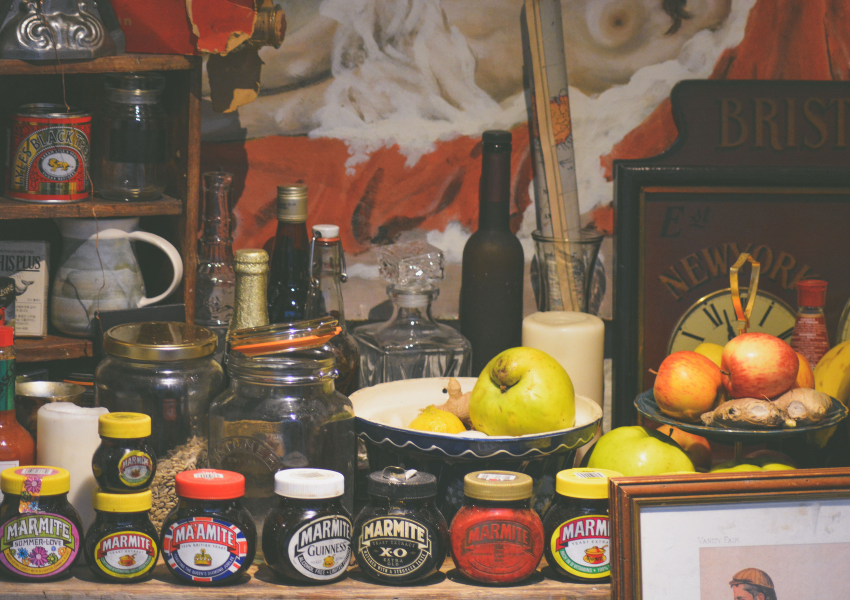 An Incentive Can Inspire Consumers - marmite