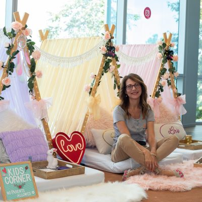 Nicola Kay: Success in the Children Party Business with Elite Teepees