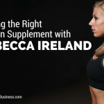 Rebecca Ireland and ProteinPicker.com